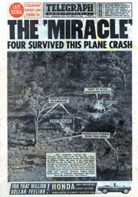 The Miracle Plane Crash