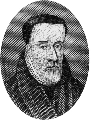 English Reformer and Bible Translator, William Tyndale