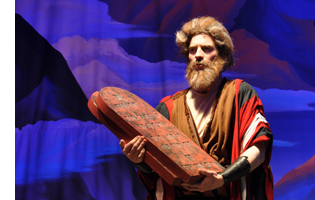 The Ten Commandments have been refined under the New Testament to become even more demanding.